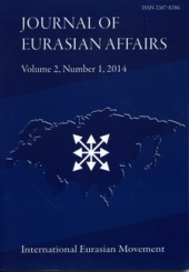 Journal jf Eurasian Affairs