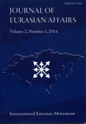 Journal jf Eurasian Affairs