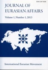 Journal of Eurasian Affairs